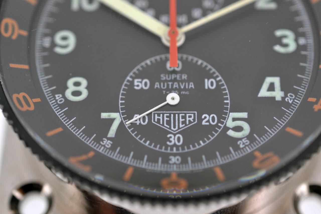Super Autavia Dash Chronograph Watches of Lancashire