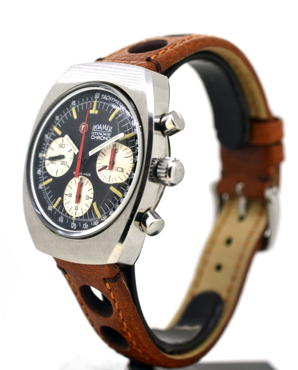 Roamer Stingray Chronograph Watches of Lancashire