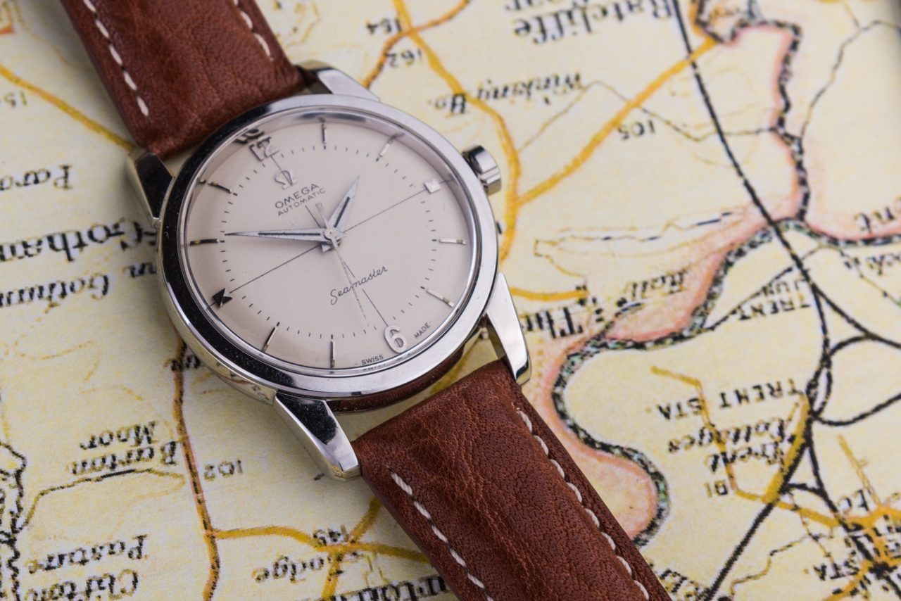 Vintage Seamaster Watches of Lancashire