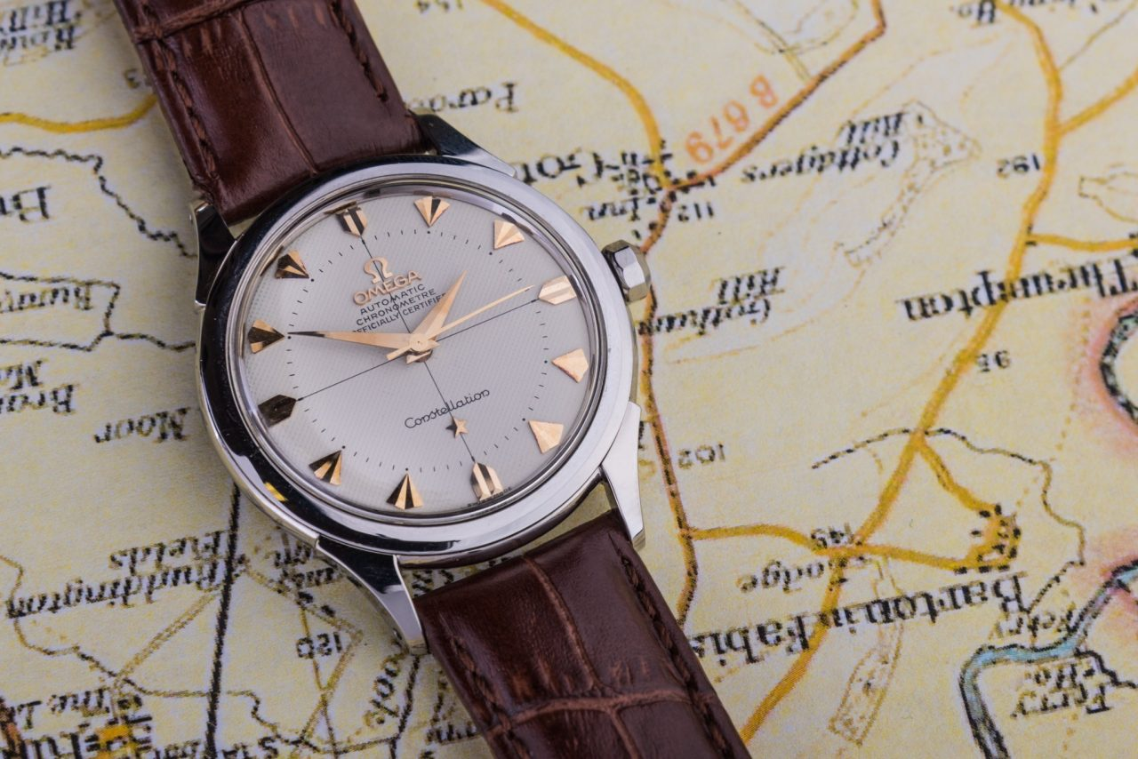 Vintage Constellation Watches of Lancashire