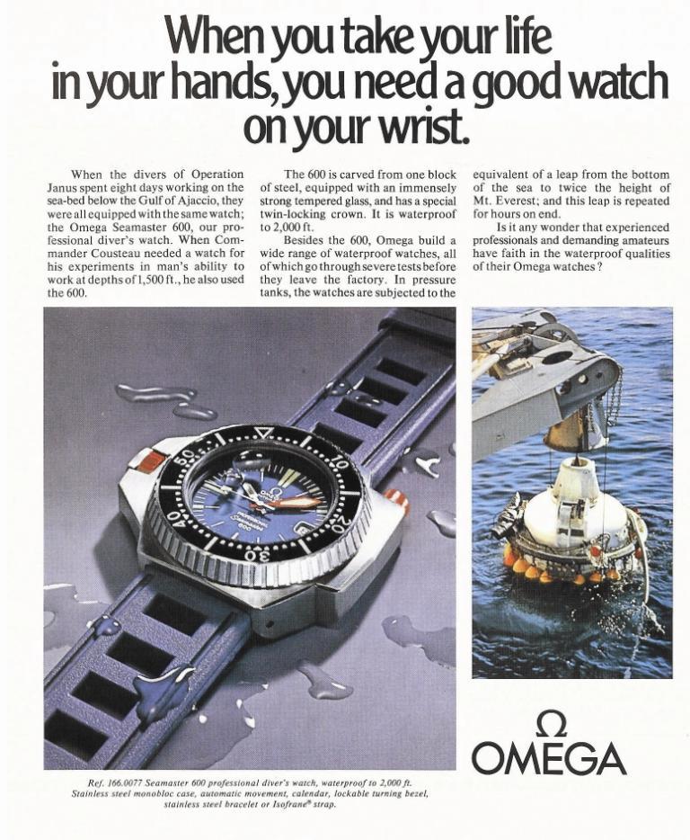 Omega Speedmaster Ploproff