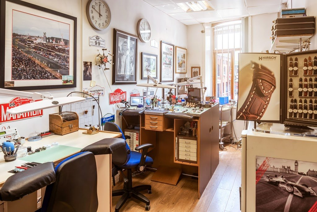 Vintage watches - Watches of Lancashire Showroom