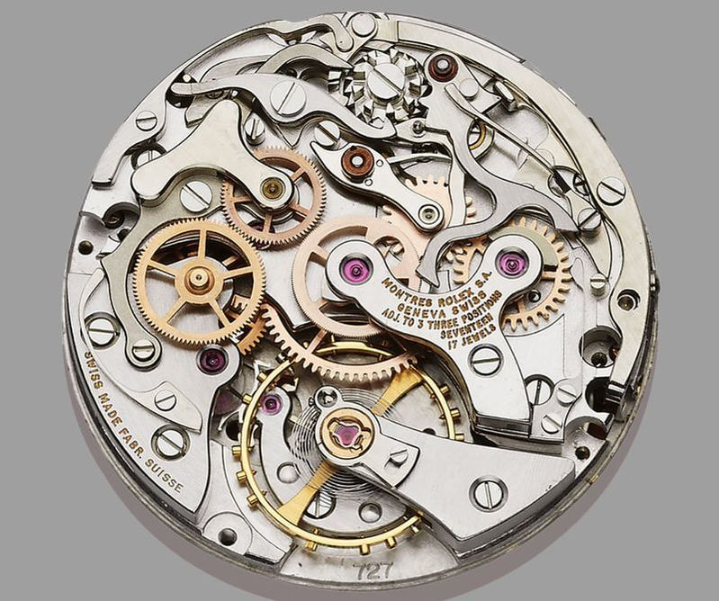 Chronograph repair