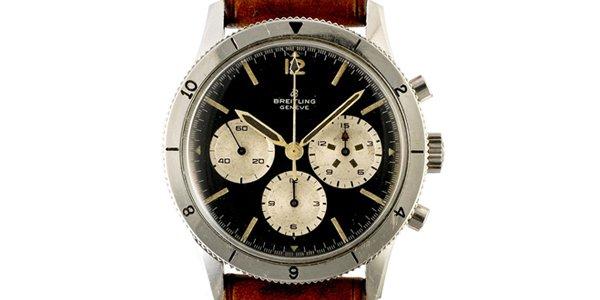 Vintage Brietling watch