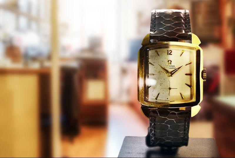 Watch dial restoration
