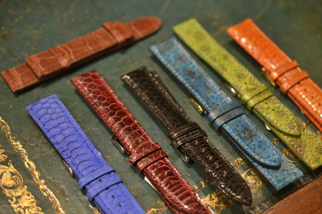 Bespoke watch straps