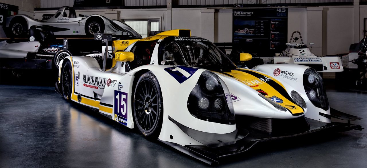 RLR Motorsport Racing Ligier JSP3