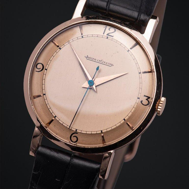 Vintage watch Jaeger LeCoutre