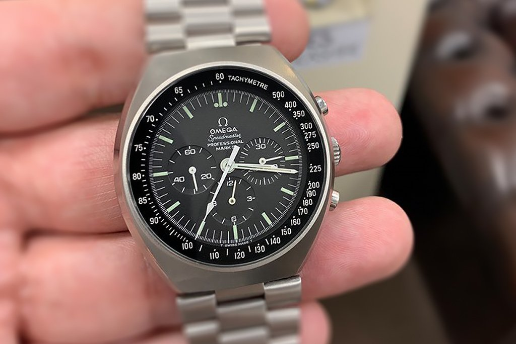 Vintage Omega Speedmaster Watch