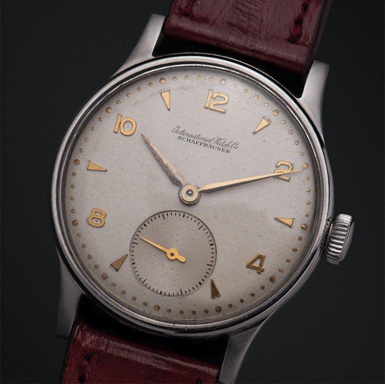 Vintage watch IWC